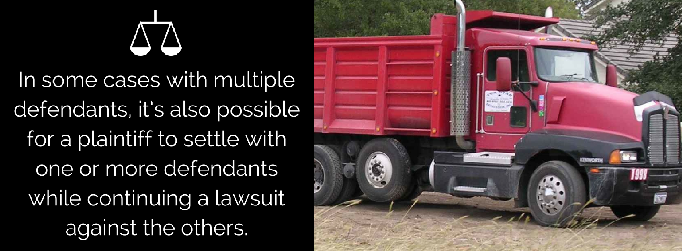 Who Is Liable If You're Injured In A Truck Accident?